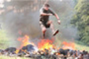 spartan race: adrenaline junkies set for ultimate endurance event